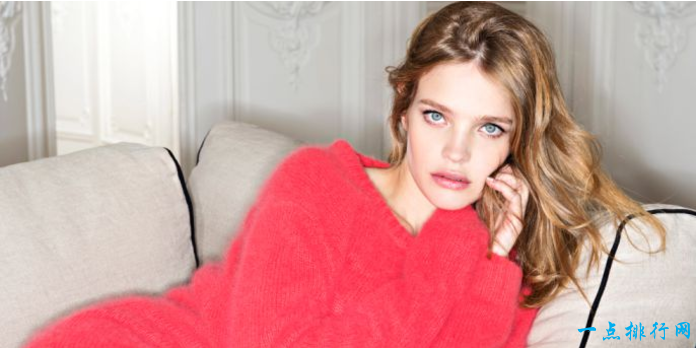 世界十大最美丽性感的模特:纳塔利・沃佳诺娃