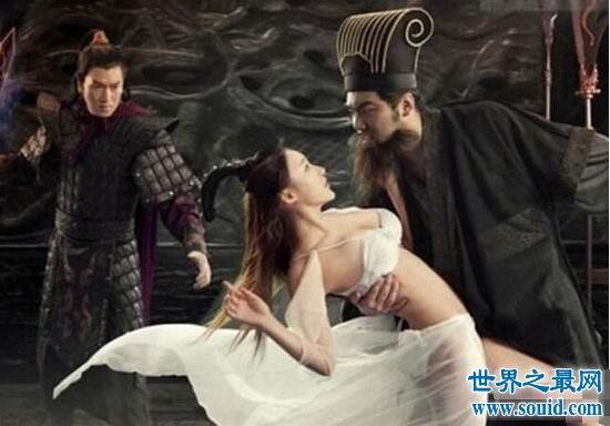 【图】古代四大美女貂蝉怎么死的,成为曹操性奴被关羽所杀