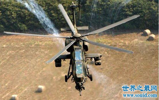 【图】世界十大最强军用直升机,美俄占据一大半