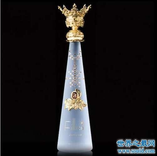 【图】世界最贵矿泉水排名,4600元/瓶(瓶身镶金)
