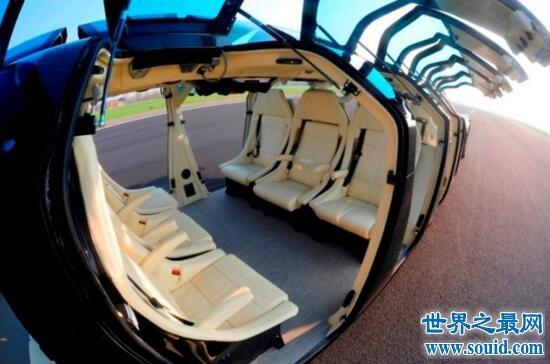 【图】世界上最快的公交车,迪拜公交车(造价7000万)