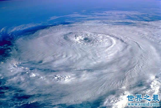 【图】人类史上最强台风排名,泰培台风(造成百万美元损失)