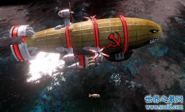 【图】红警中最恐怖的军事武器基洛夫飞艇,实际上却是废材