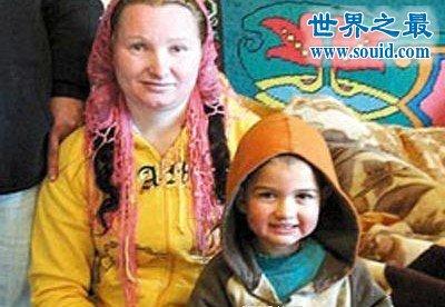 最年轻的外婆记录,世界23岁,日本42岁