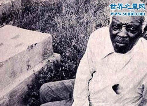 【图】海地巫毒活僵尸,已死18年突然复活