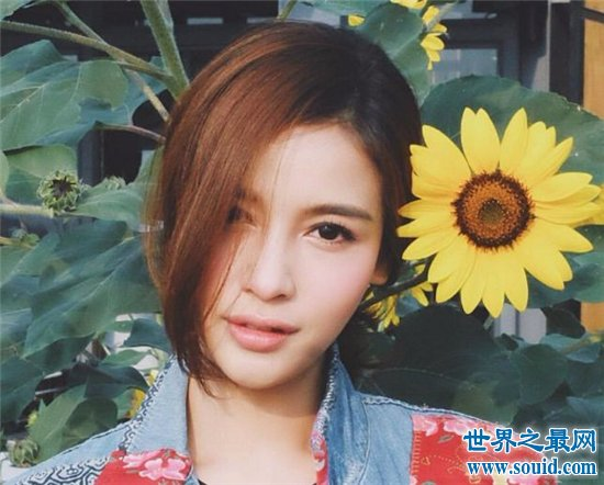 泰国女星婉娜拉.宋提查,世界上怎么能有这么完美的女人