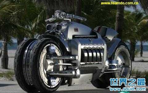 世界上最快的摩托车,道奇战斧(676km/h)