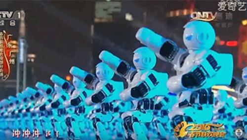 春晚机器人